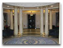 отель Astoria Tbilisi: Холл