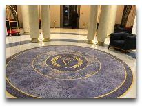 отель Astoria Tbilisi: Холл отеля