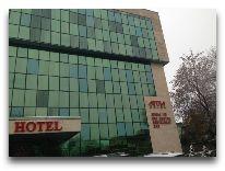 отель Astra: Фасад