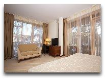 отель Astuoni: Люкс с балконом
