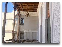 отель Atlas: Внутренний дворик отеля