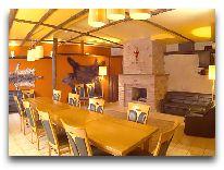 отель Atrium: Комната отдыха в сауне