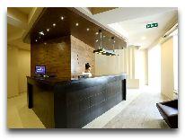 отель Minotel Barsam Suite Hotel: Ресепшен отеля