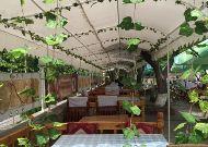 отель Аврора: Ресторан на пляже