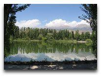 отель Аврора: Озеро