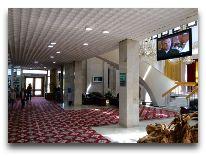 отель Аврора: Холл отеля