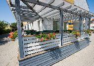 отель Austeja: Летняя терраса