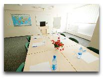 отель Austeja: Конференц-зал