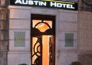 отель Austin: Вход в отель