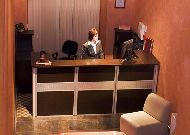 отель Austin: Ресепшн