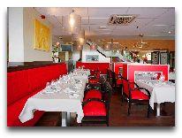 отель Avalon: Ресторан
