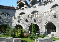 отель Avan Dzoraget Tufenkian: Территория отеля