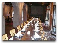 отель Avan Dzoraget Tufenkian: Ресторан