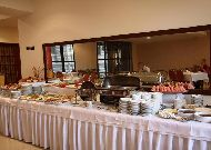 отель Aviatrans Hotel: Шведский стол