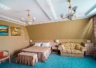 отель Аврора: Номер люкс премиум
