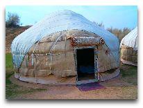 юртовый лагерь Aydar yurt camp: Юрта