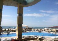 отель Aysberq: Открытый бассейн