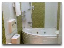 отель Aysberq: Ванная комната