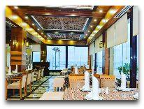 отель Aysberq: Ресторан Инджи