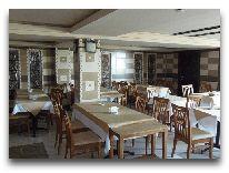 отель Aysberq: Ресторан Breakfast