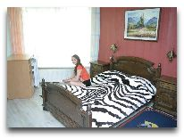 отель Azuolynas (Juodkrante): Двухместные апартаменты