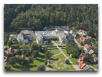 отель Azuolynas (Juodkrante): Панорама отеля