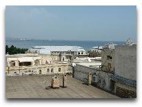отель Baleva: Вид на море с крыши отеля