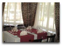 отель Balta Puce: Ресторан