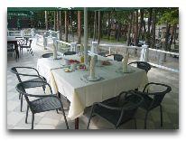 отель Balta Puce: Летняя терраса
