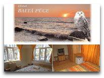 отель Balta Puce: Коллаж отеля