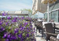 отель Baltic Beach & SPA Resort Hotel: Летняя терраса ресторана Caviar Clab