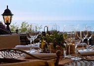 отель Baltic Beach & SPA Resort Hotel: Терраса ресторана Il Sole