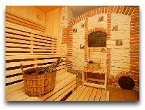 отель Baltic Beach & SPA Resort Hotel: The Баня русская баня