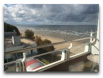 отель Baltic Beach & SPA Resort Hotel: Номер Jurmala Suite