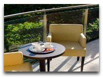 отель Baltic Inn: Балкон в SUITE
