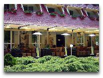 отель Балтийская жемчужина: Летняя веранда