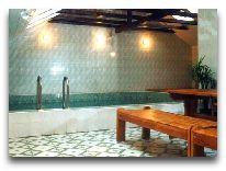 отель Балтийская жемчужина: Сауна с бассейном