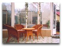 отель Балтийская жемчужина: Холл