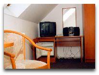 отель Балтийская жемчужина: Одноместный номер