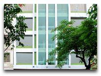 отель Bamboo Green