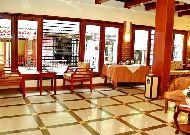 отель Bamboo Sapa Hotel: Лобби