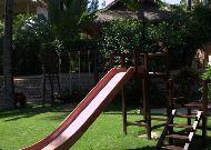 отель Bamboo VillageBeach Resort & Spa: Детская площадка