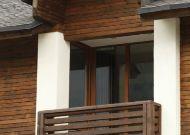 отель Hotel Banguriani in Mestia: Балкон
