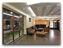 отель Hotel Banguriani in Mestia: Холл