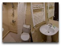 отель Hotel Banguriani in Mestia: Ванная