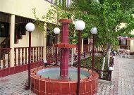 отель Barak Ata: Внутренний двор
