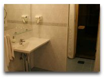 отель Barclay: Ванная комната