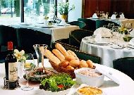 отель Barclay: Ресторан
