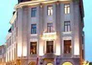 отель Baron: Фасад