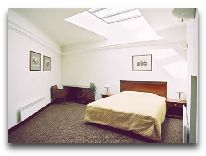 отель Baron: Номер Suite с джакузи под стеклянной крышей